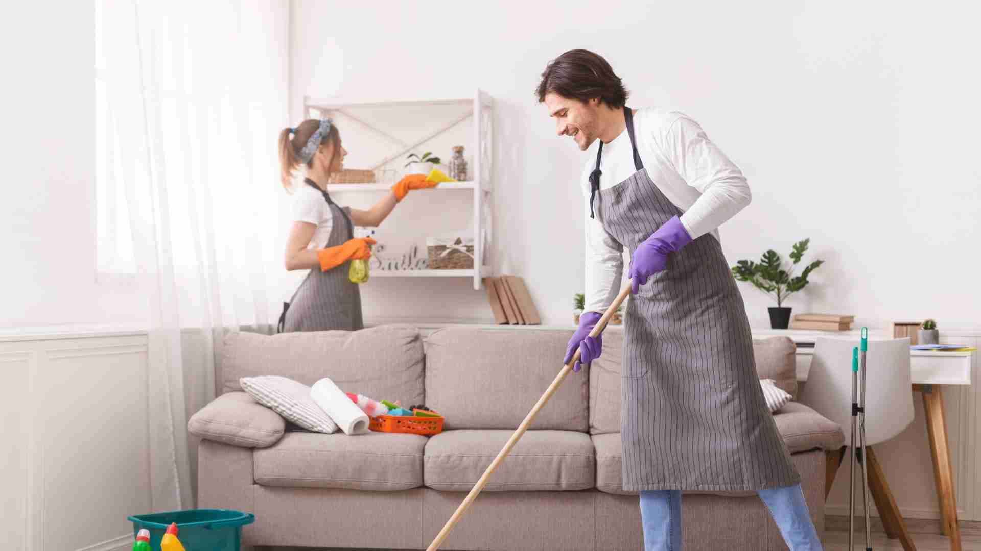 apartment cleaners